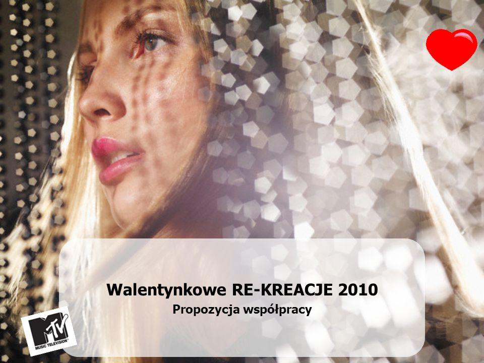 Walentynkowe RE-KREACJE 2010 Propozycja współpracy