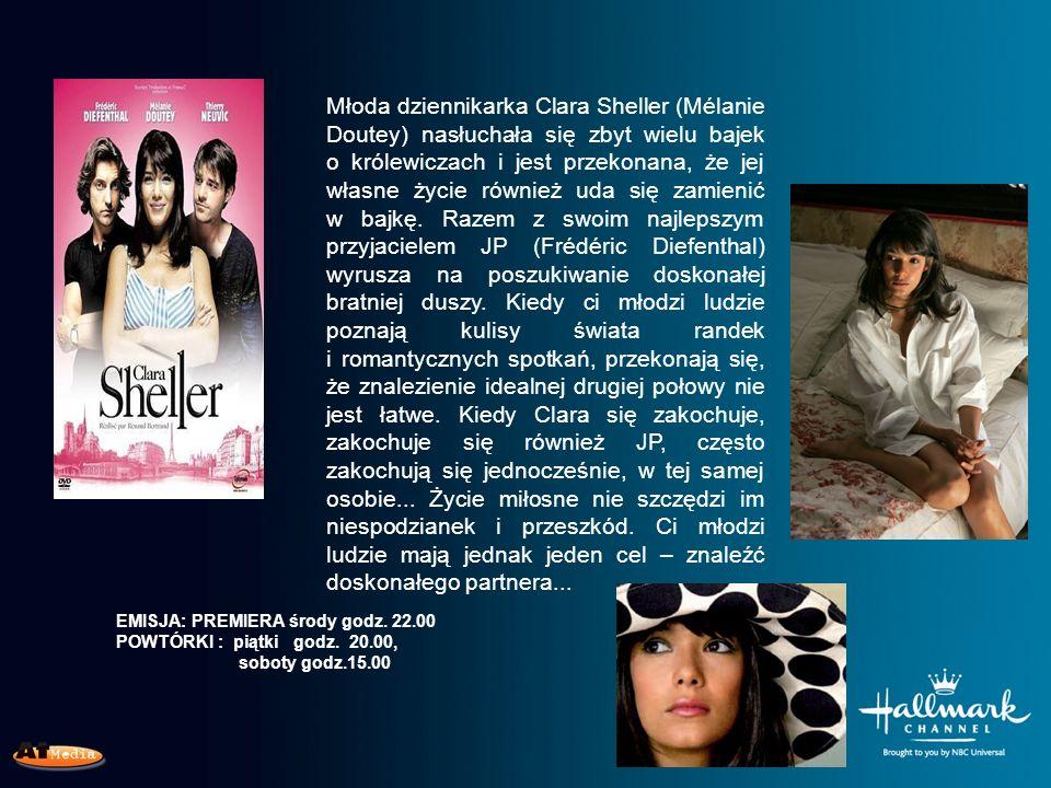 Młoda dziennikarka Clara Sheller (Mélanie Doutey) nasłuchała się zbyt wielu bajek o królewiczach i jest przekonana, że jej własne życie również uda się zamienić w bajkę.