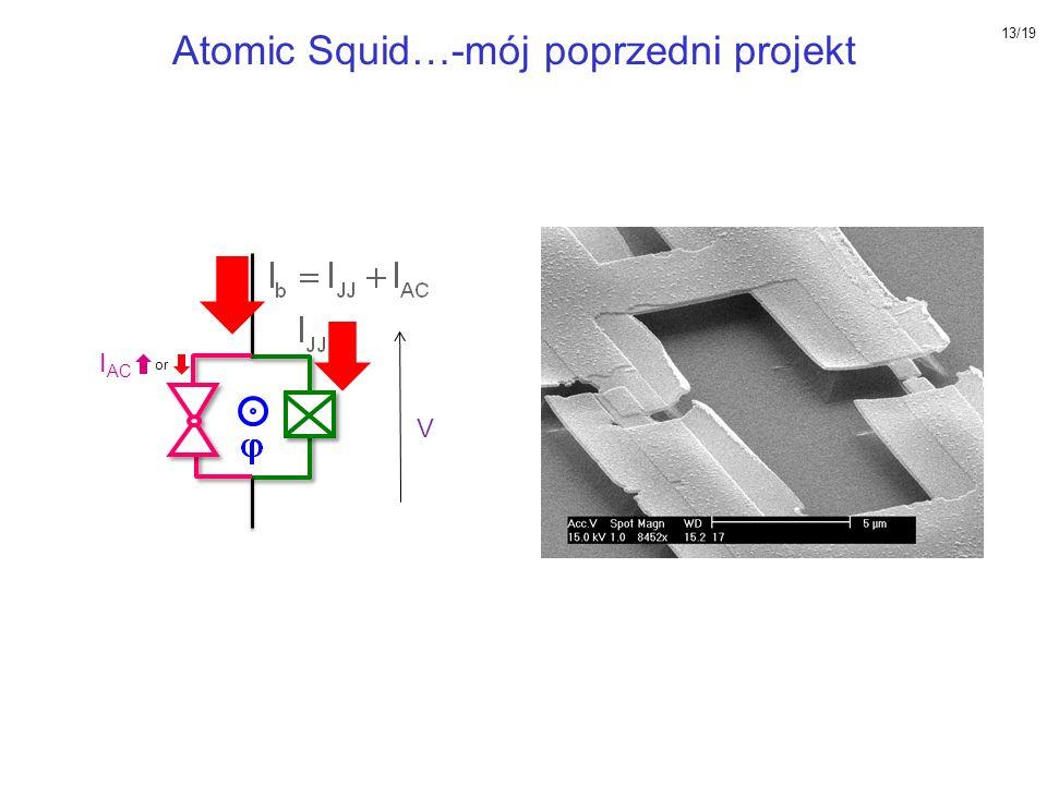 13/19 Atomic Squid…-mój poprzedni projekt