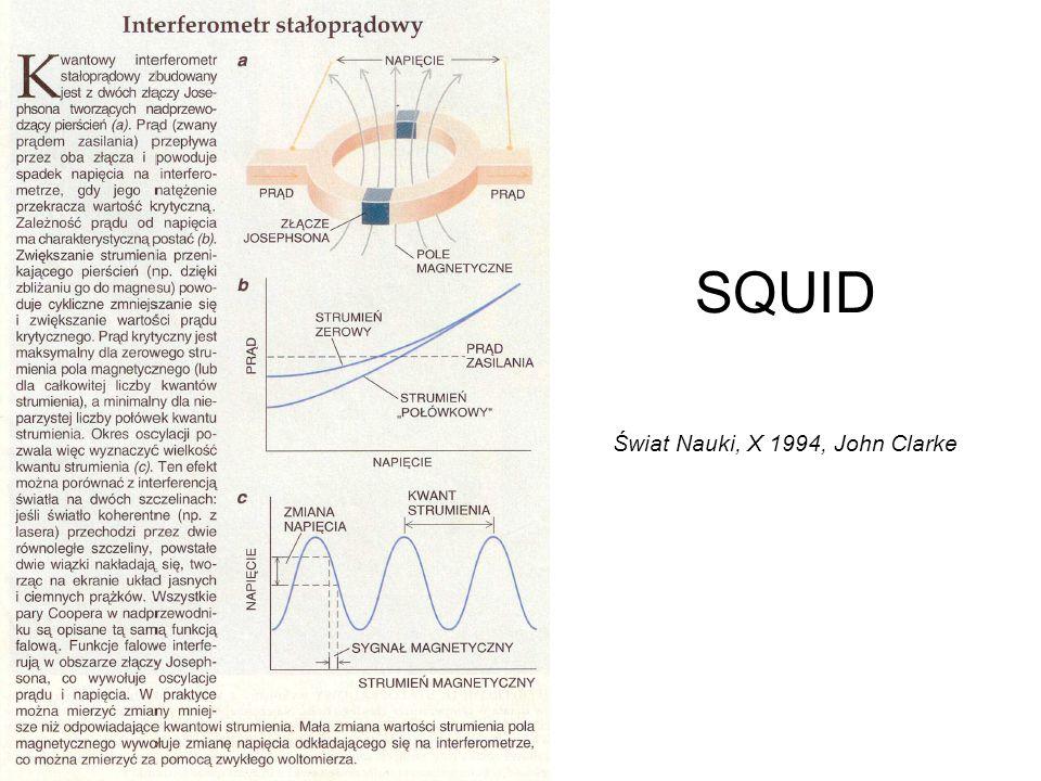 Skwantowane energie w tilted washboard potential PRL, John M.Martinis et.