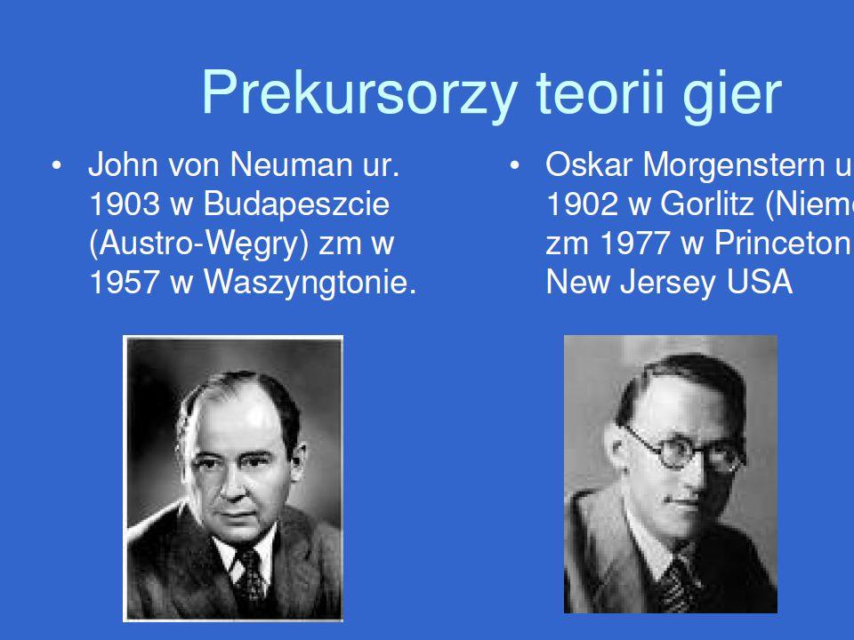 Badania w zakresie teorii gier i jej zastosowań wielokrotnie zostały uznane przez Komitet Nagrody Nobla n 1978 Herbert Simon –za wkład w rozwój ewolucyjnej teorii gier, w szczególności za koncepcję ograniczonej racjonalności.