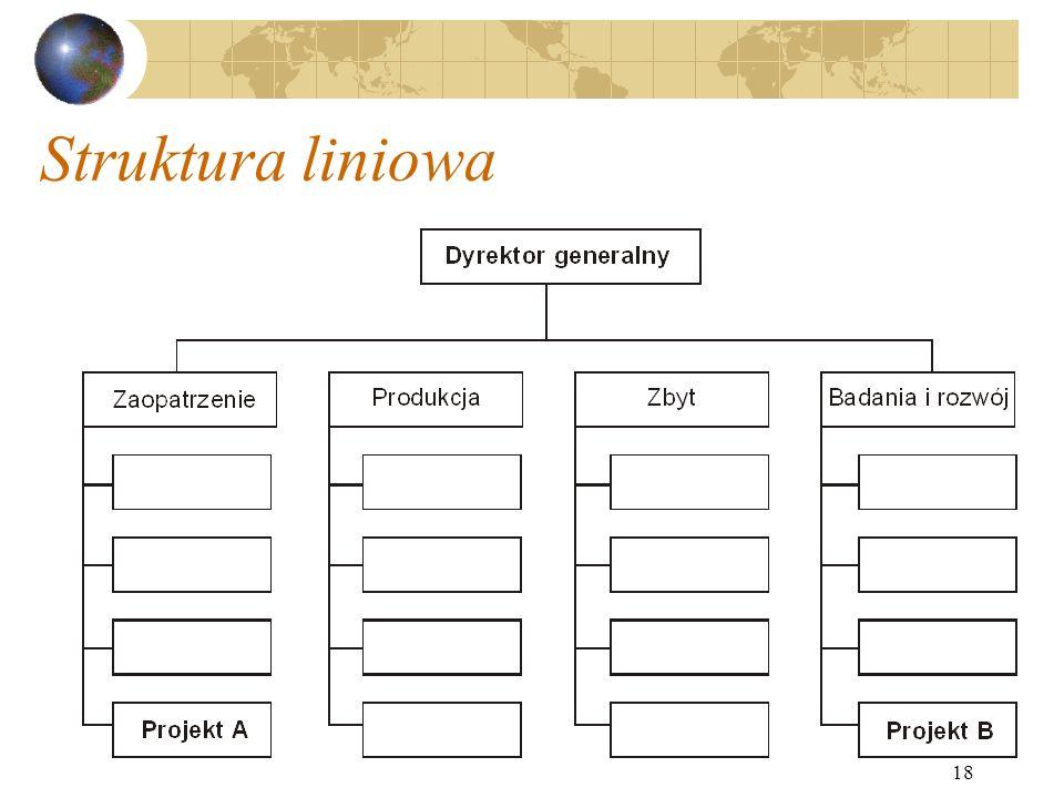 18 Struktura liniowa