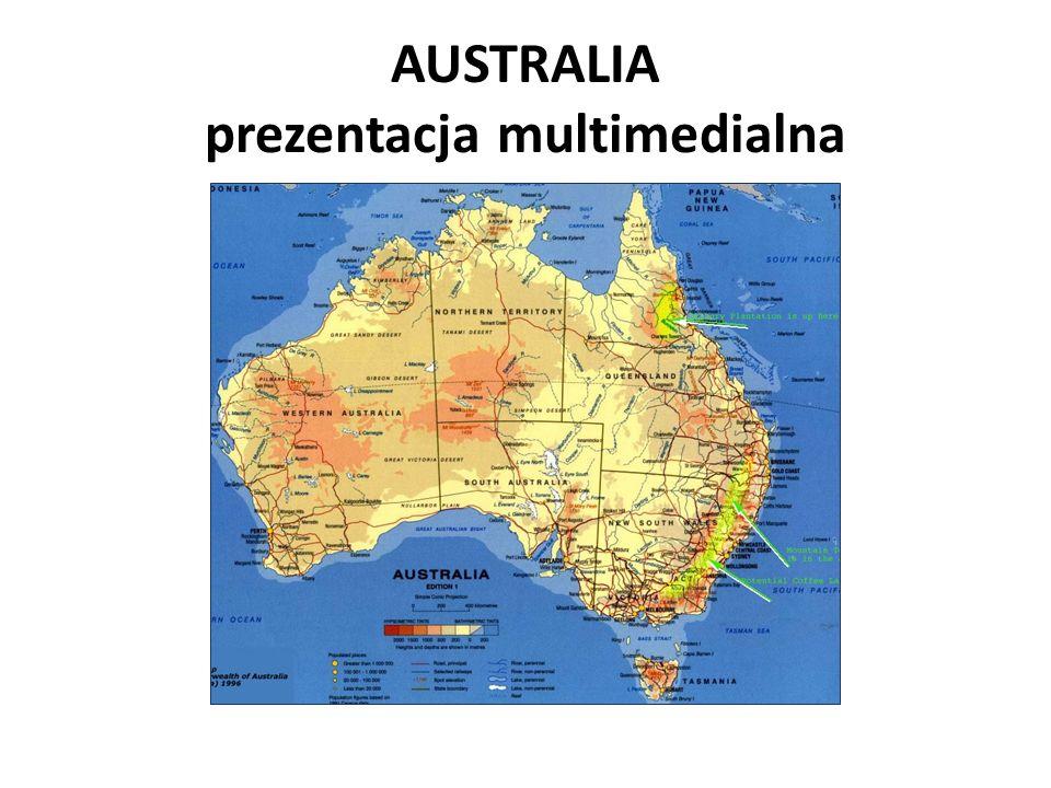 AUSTRALIA prezentacja multimedialna