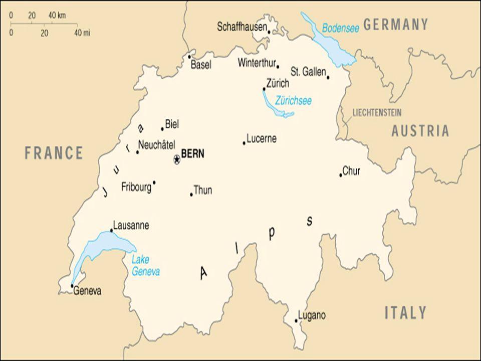 W szwajcarskim raju Na południe od stolicy Szwajcarii - Berna leży kraina, która w pełni zasługuje na miano turystycznego raju.