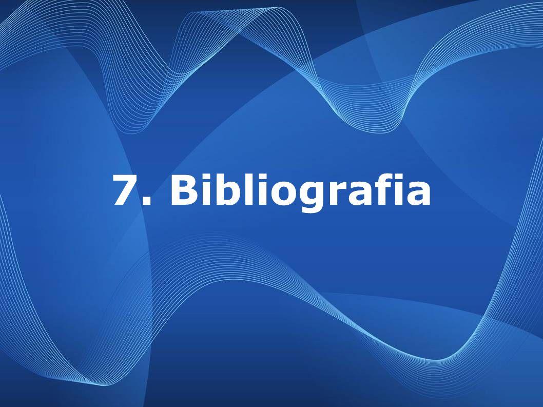 7. Bibliografia