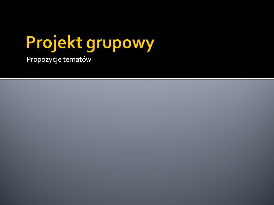 Opis projektu: Projekt przewiduje zaprojektowanie i implementację systemu zarządzania laboratorium sieci komputerowych.
