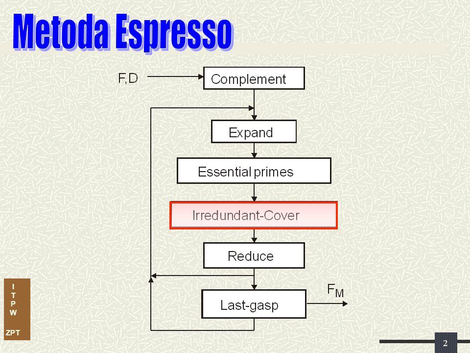 I T P W ZPT 1 Jak smakuje Espresso