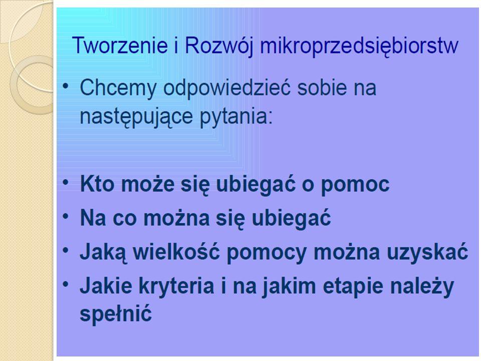 P ROCEDURY – NOWY_PROJEKT NOWE KRYTERIA_punkty cd.