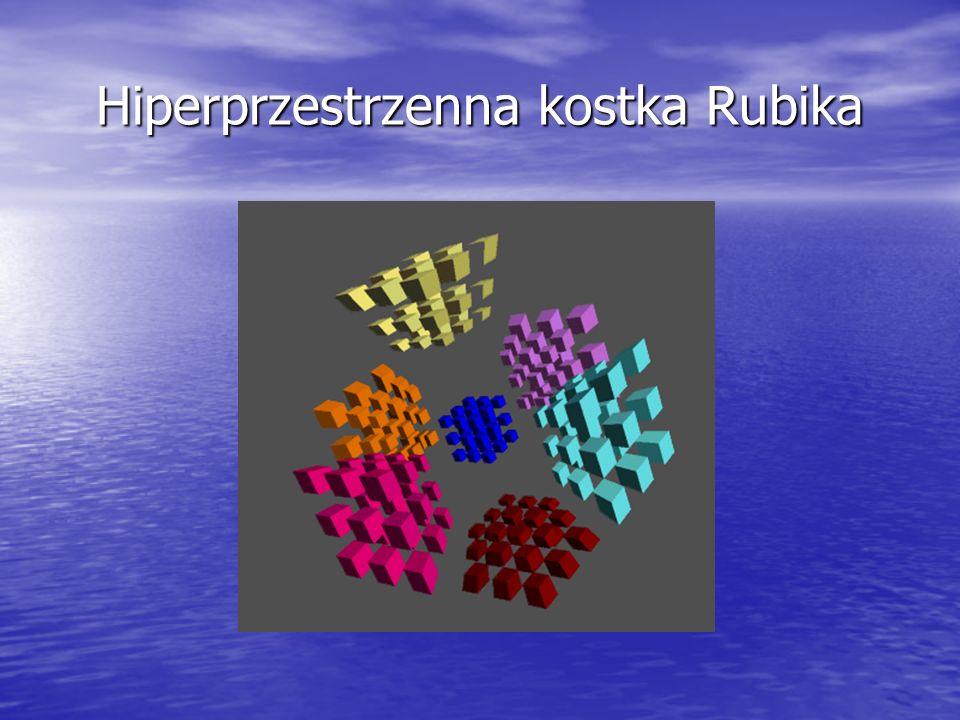 Hiperprzestrzenna kostka Rubika