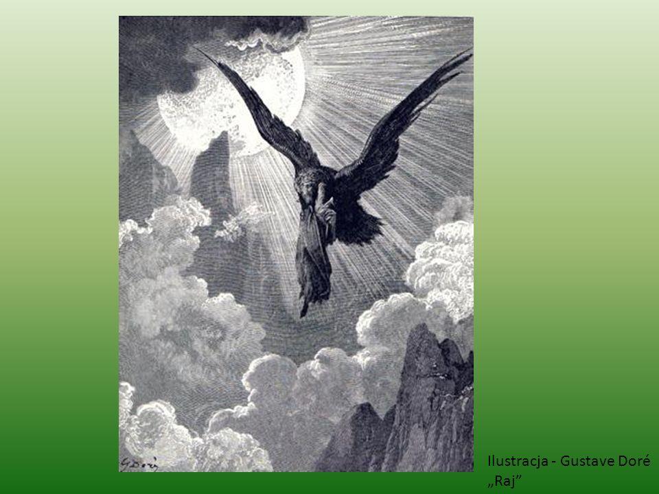 Ilustracja - Gustave Doré Raj