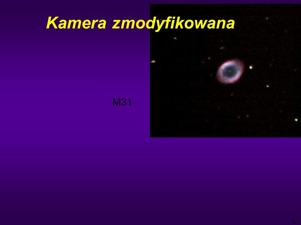 52 Kamera zmodyfikowana M31 M57