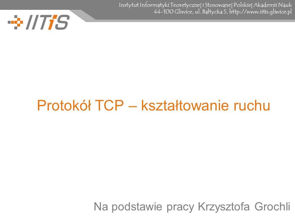 Instytut Informatyki Teoretycznej i Stosowanej Polskiej Akademii Nauk 44-100 Gliwice, ul.
