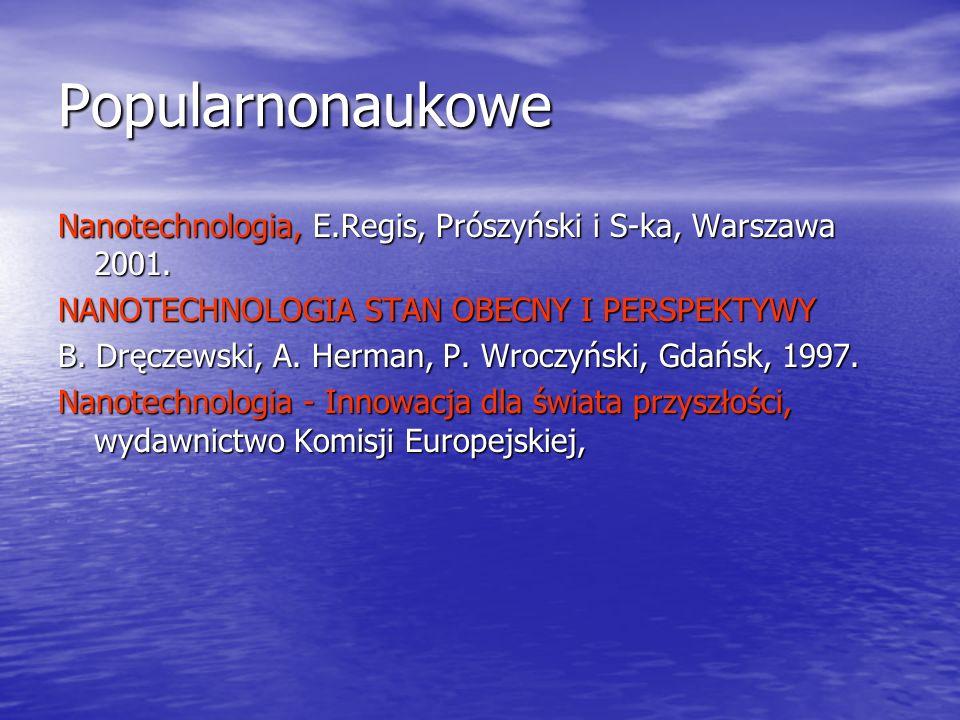 Warunki zaliczenia Zaliczenie kolokwium na ostatnim wykładzie Referaty na dwóch ostatnich wykładach W sprawach związanych z wykładem i zaliczeniami proszę o kontakt: emanuel@iitis.gliwice.pl emanuel@iitis.gliwice.pl Materiały: www.iitis.gliwice.pl/~emanuel