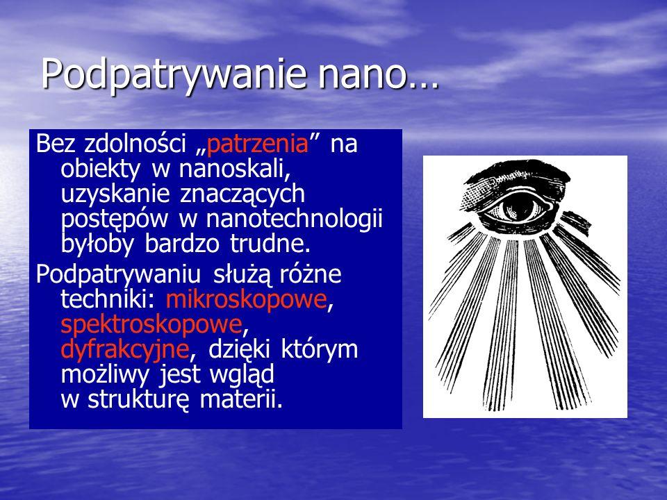 Skaningowe mikroskopy tunelowe (STM) Obraz powierzchni grafitu (http://www.ifmpan.poznan.pl/zp7/program.html)