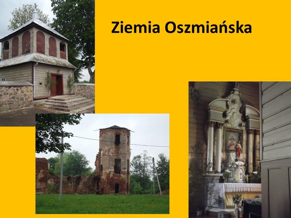 Ziemia Oszmiańska