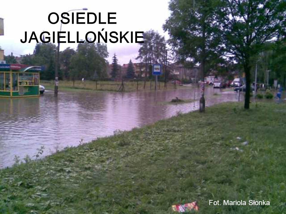 OSIEDLE JAGIELLOŃSKIE Fot. Mariola Słonka