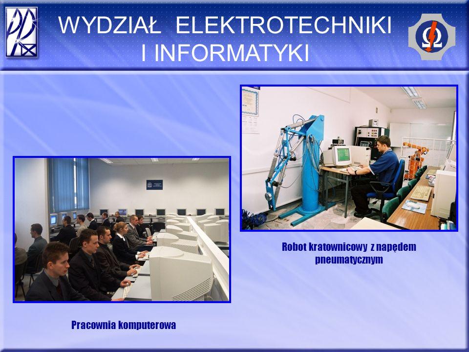 WYDZIAŁ ELEKTROTECHNIKI I INFORMATYKI Fragment generatora wysokich napięć Laboratorium do badań EMC