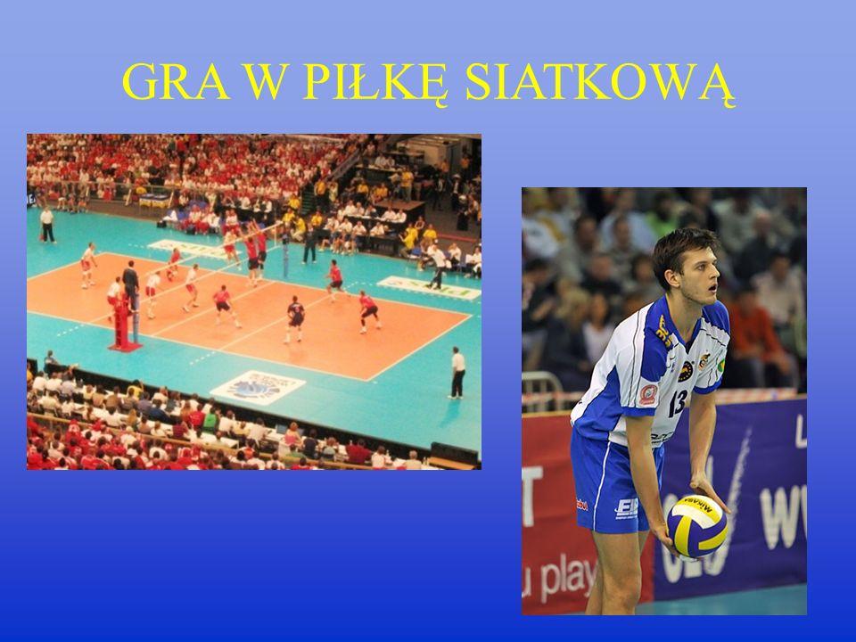 Najpopularniejszy sport w Polsce Wykonała Barbara Wierzchucka