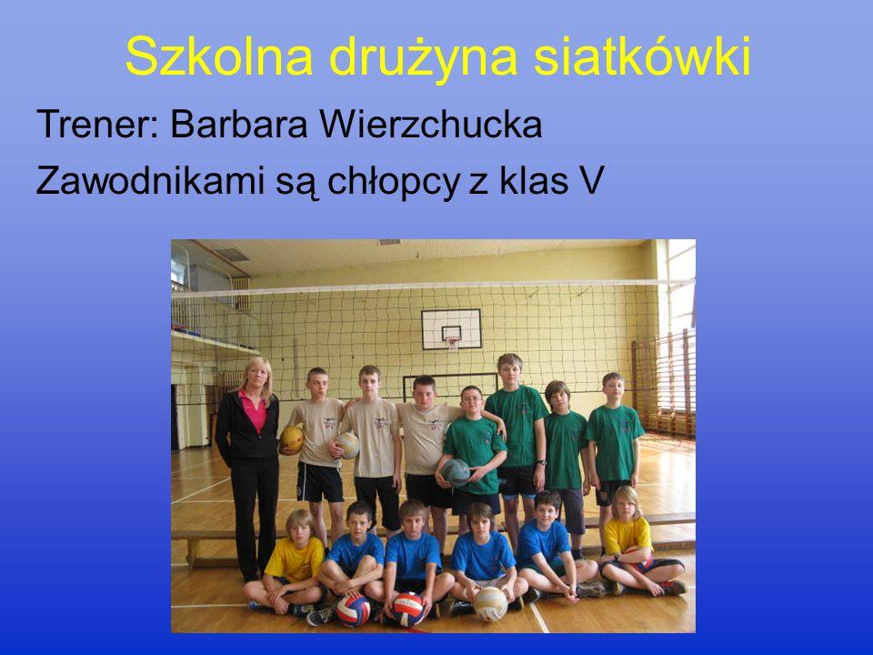 SIATKÓWKA w SP 5 Białystok Sukcesy II miejsce w Ogólnopolskich Igrzyskach Młodzieży Szkolnej w Łodzi – chłopcy 1986r.