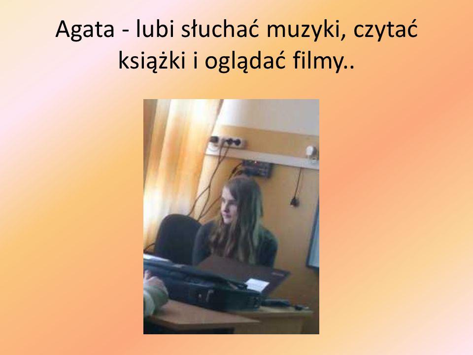 Patryk i Kamil - bliźniaki, lubią rap i fotografię.