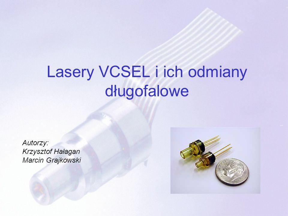 Vertilas GmbH (Niemcy) Lasery VCSEL o długości fali od 1400 do 2050-nm.