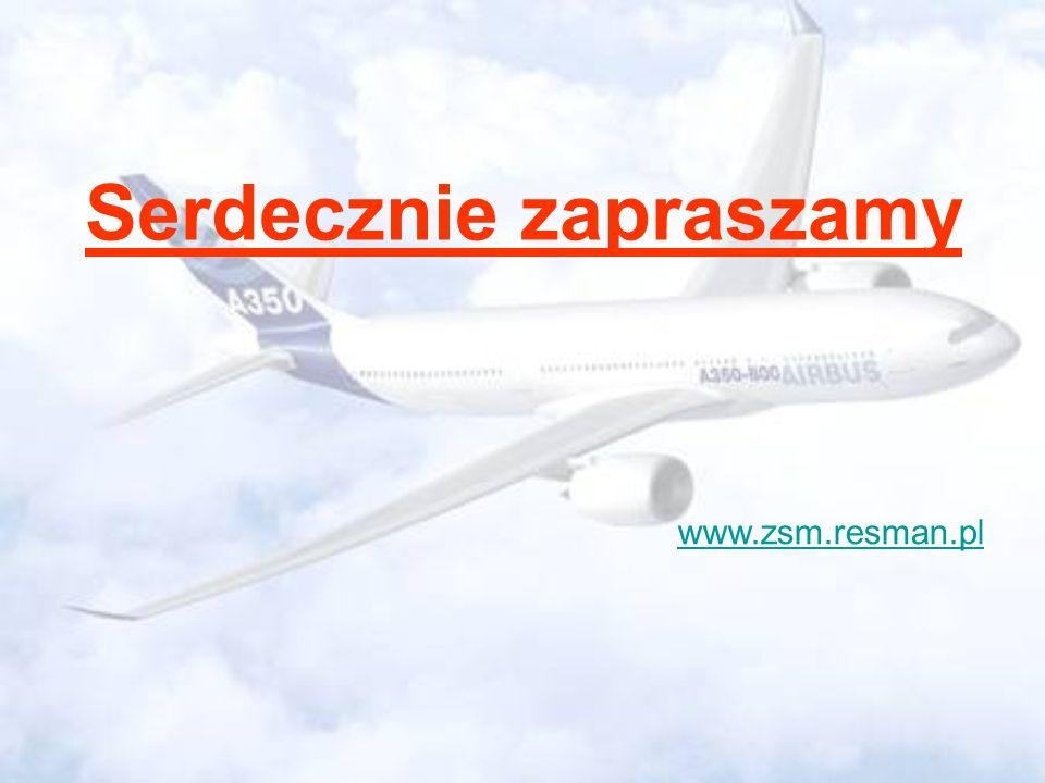 Serdecznie zapraszamy www.zsm.resman.pl