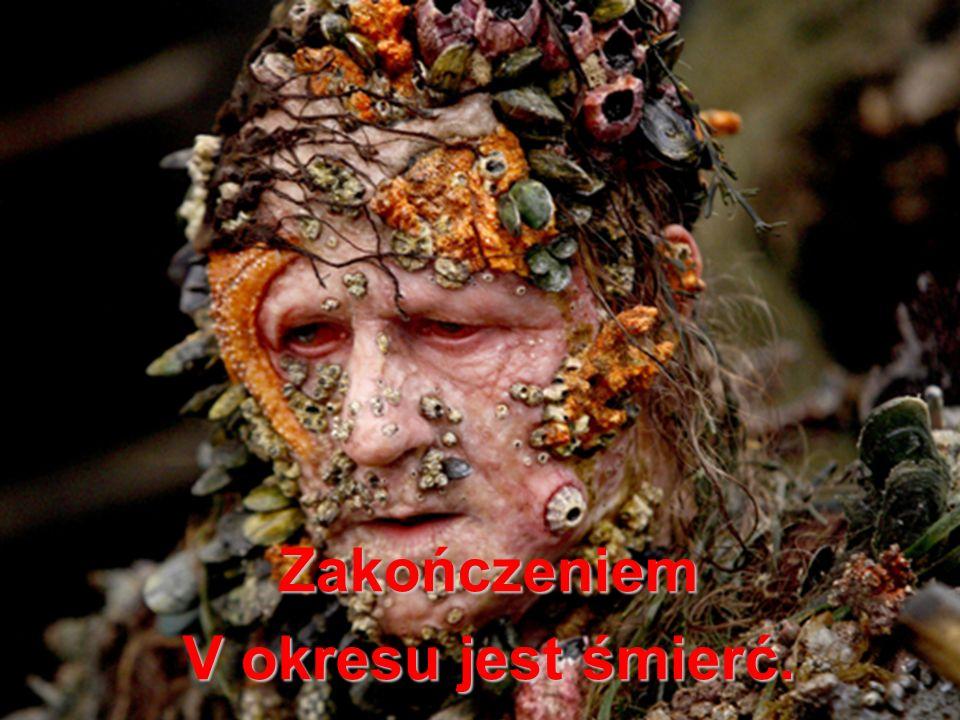 Opracował Jancio Wodnik Zakończeniem V okresu jest śmierć.