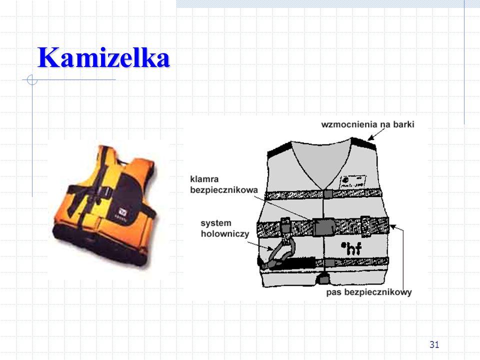 31 Kamizelka