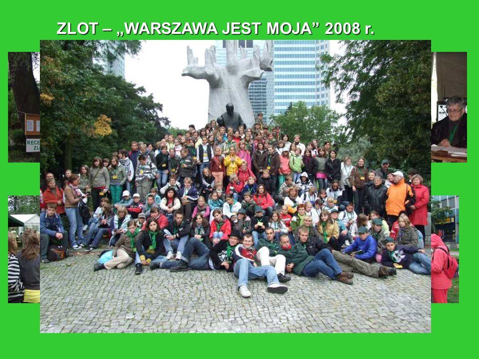 ZLOT – WARSZAWA JEST MOJA 2008 r.