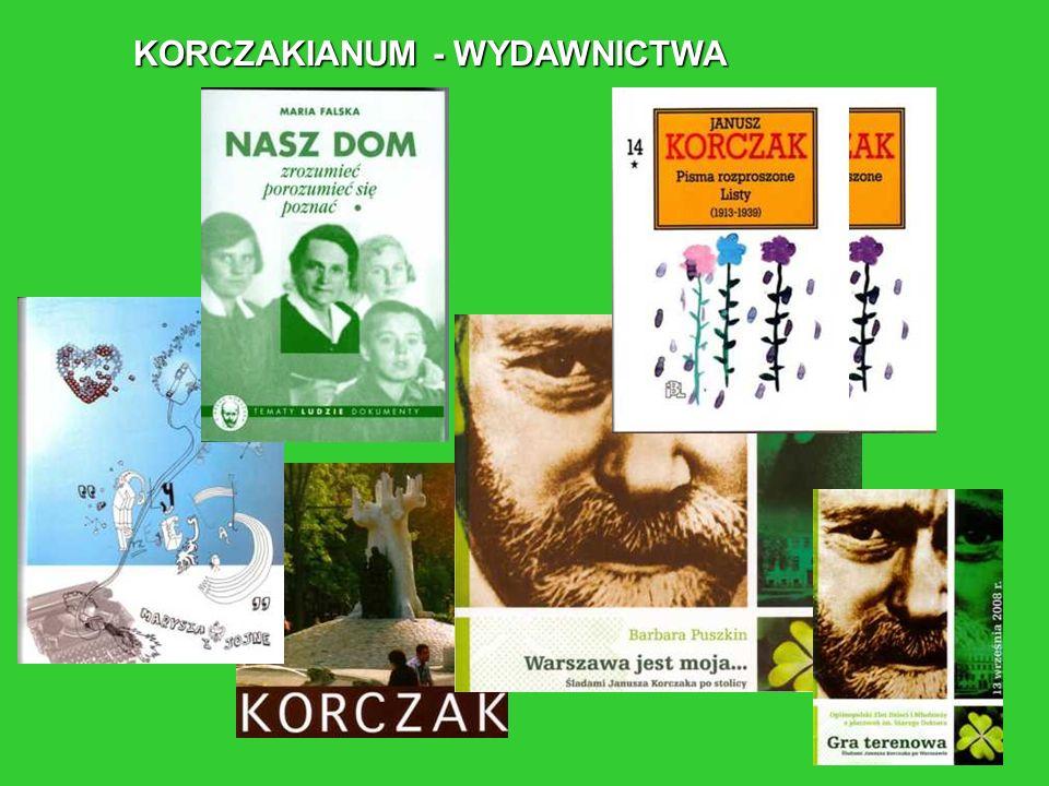 KORCZAKIANUM - WYDAWNICTWA