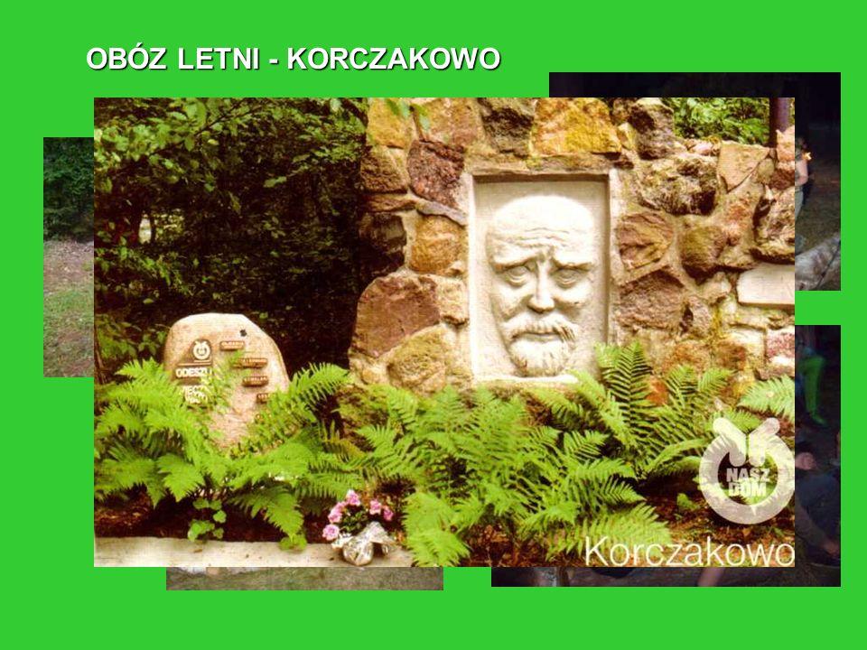 OBÓZ LETNI - KORCZAKOWO