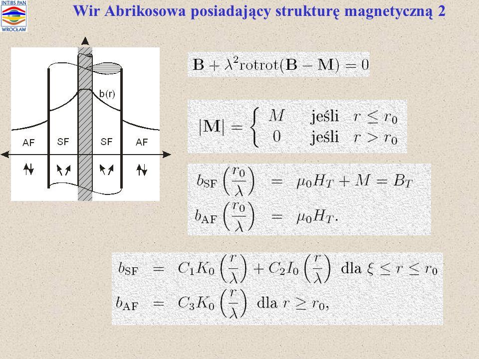 Dwustopniowe wnikanie strumienia T.Krzysztoń and K.