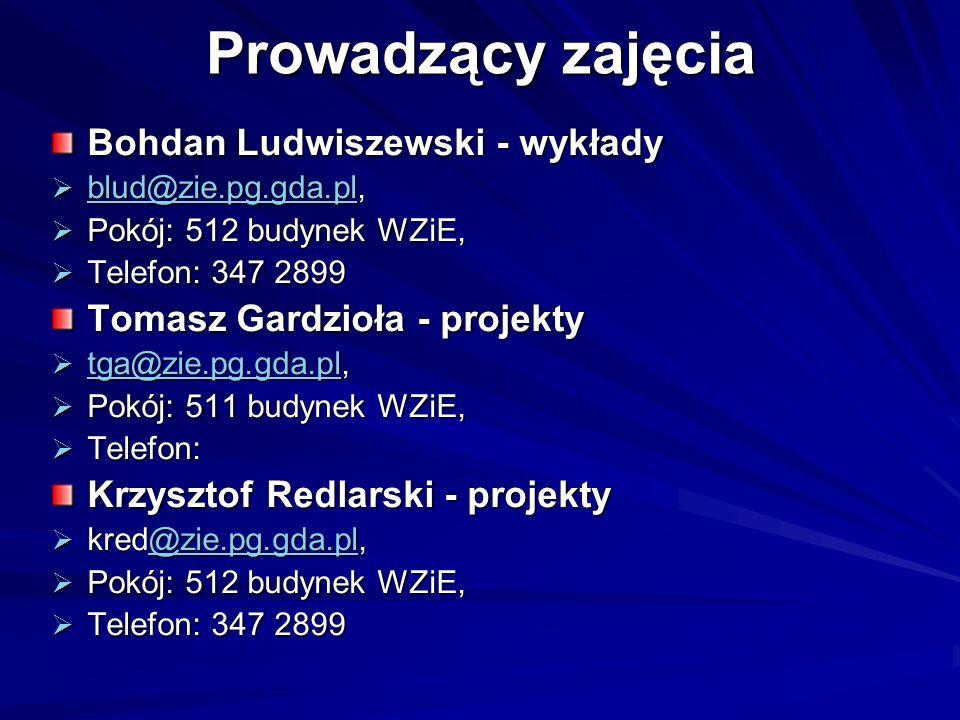 Materiały do zajęć - literatura Projekty Tadeusz Dobrzański: Rysunek techniczny maszynowy (wyd.