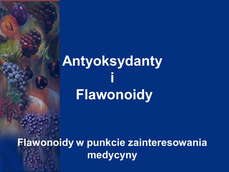 Wyciąg z wyseparowanych molekuł owoców o znacznej zawartości POLIFENOLI, FLAWONOIDÓW (roślinnych ANTYOKSYDANTÓW).