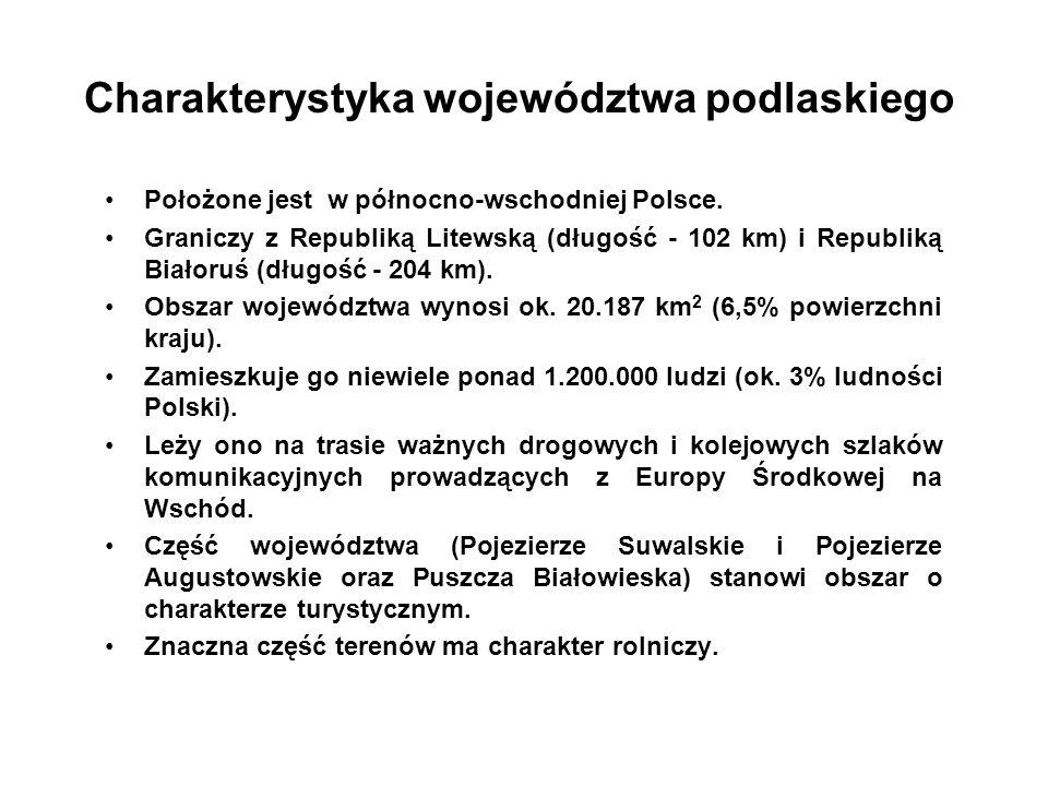 Przestępczość stwierdzona w województwie podlaskim na tle przestępczości w Polsce w latach 2000-2009 Rok Liczba przestępstw stwierdzonych w Polsce Liczba przestępstw stwierdzonych w woj.