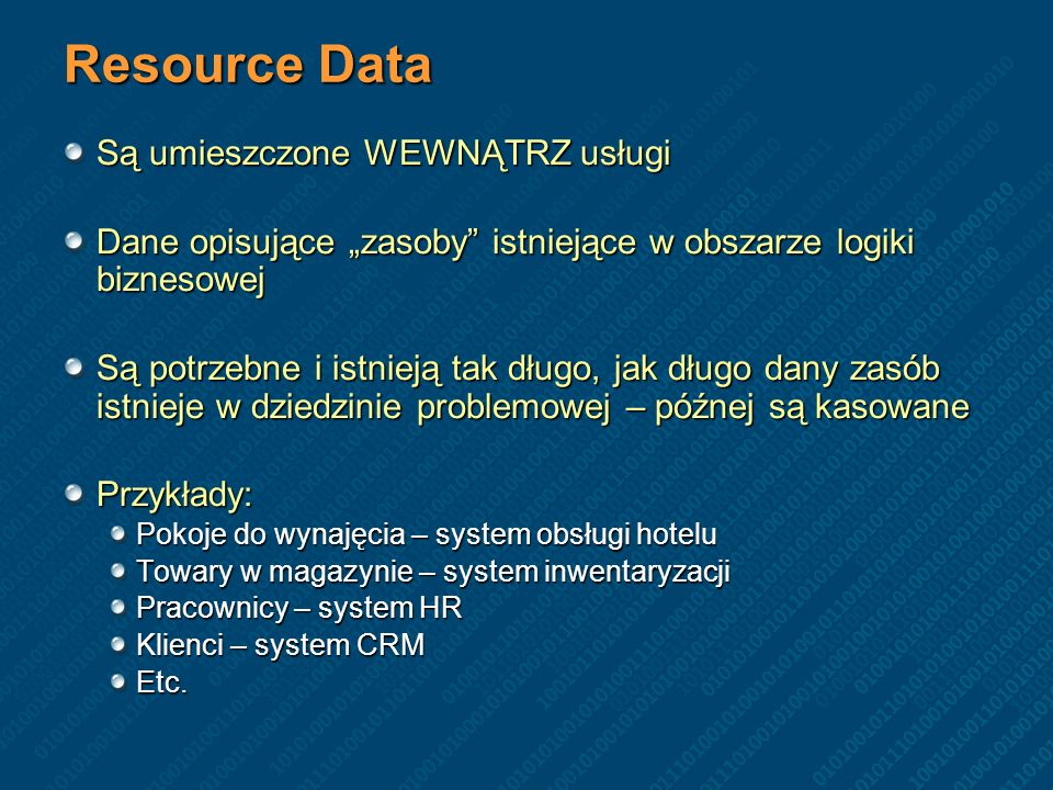 Reprezentacja danych
