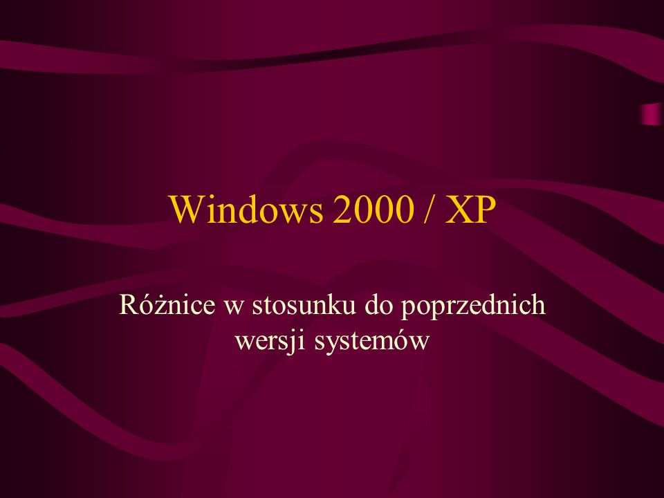 Sterowniki urządzeń Windows 95 ~ Windows 98 Windows NT ~ Windows XP Windows XP