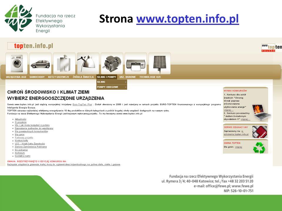 Strona www.topten.info.pl