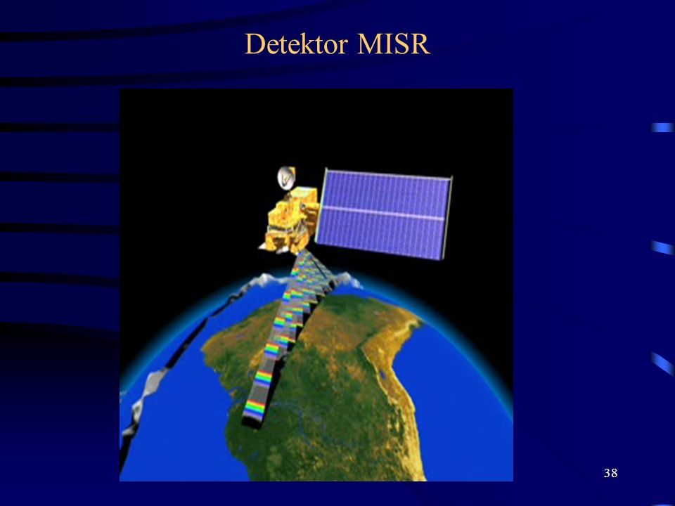 38 Detektor MISR