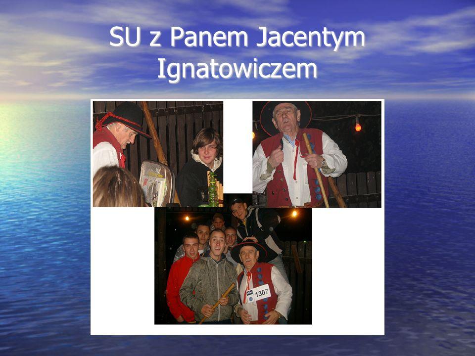 SU z Panem Jacentym Ignatowiczem