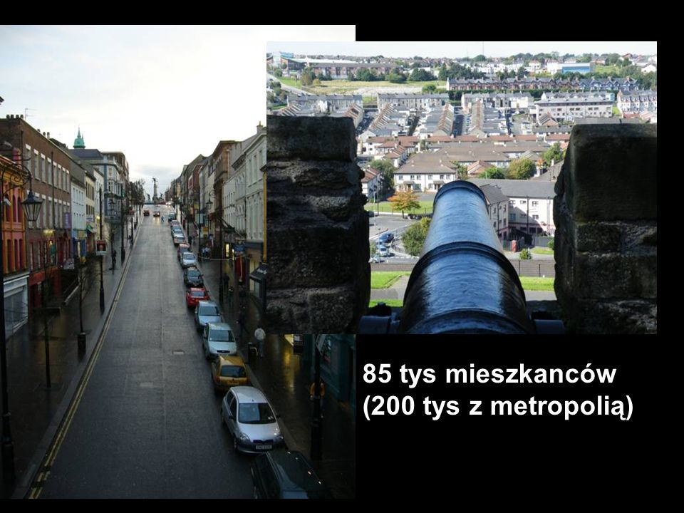 85 tys mieszkanców (200 tys z metropolią)
