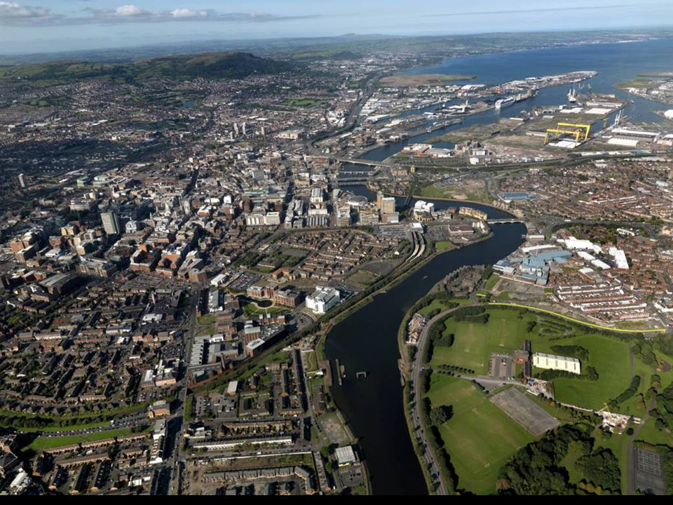 1.What is the capital of Northern Ireland. 2. What is the capital of Republic of Ireland.