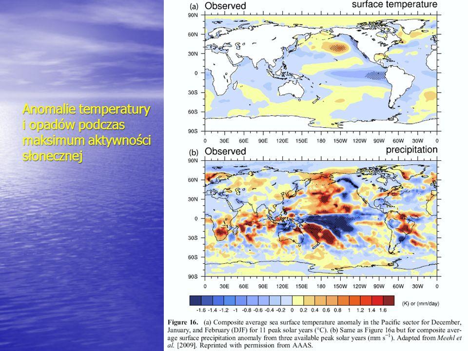 Anomalie temperatury i opadów podczas maksimum aktywności słonecznej kmark@igf.fuw.edu.pl www.igf.fuw.edu.pl/meteo/stacja