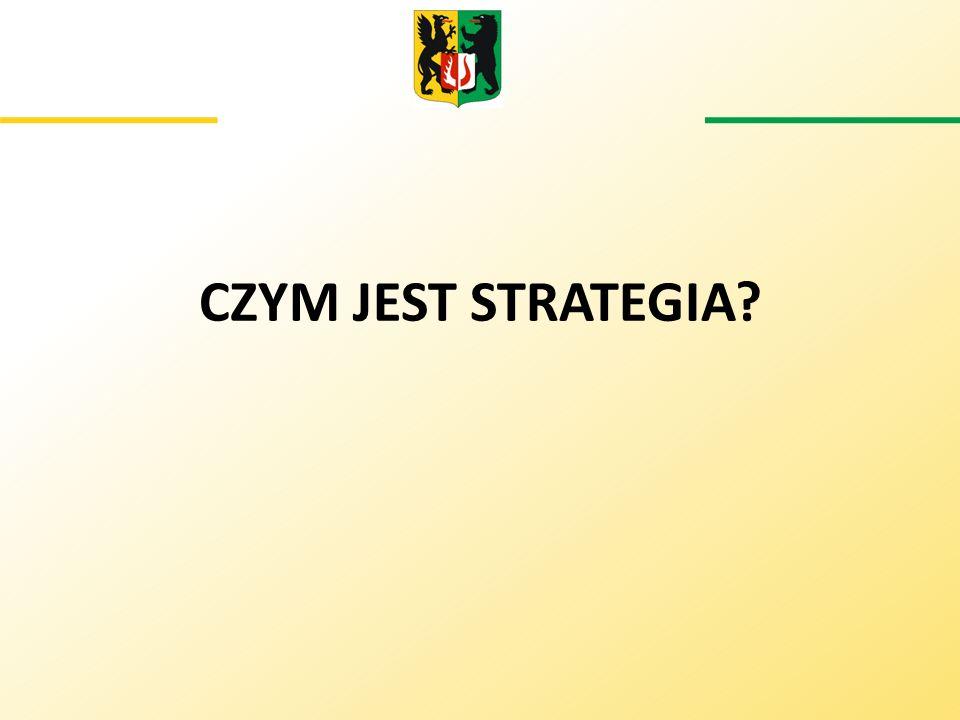 CZYM JEST STRATEGIA?