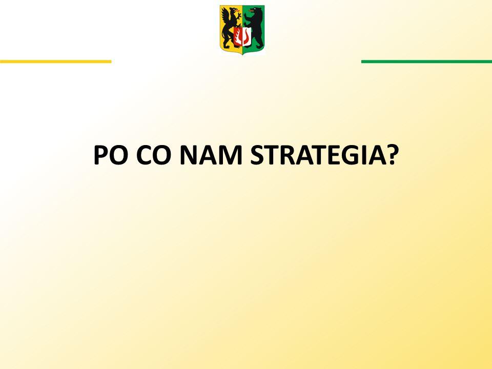 PO CO NAM STRATEGIA?