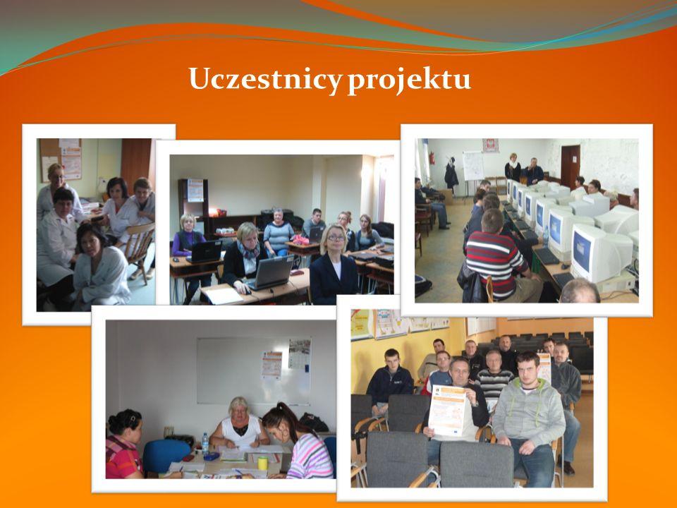 Pracownicy zaangażowani w realizację projektu: Księgowość Wypłaty, sporządzanie wniosków o płatność Specjaliści ds.