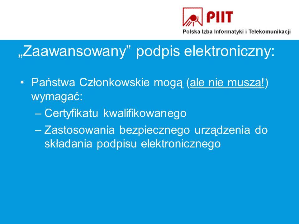 EDI – elektroniczna wymiana danych Co mówi VI Dyrektywa.