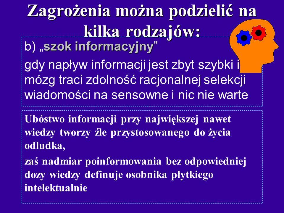 M. Rostkowska24 Co robić? Koniecznie nauczyć dzieci i młodzież korzystać z komputera jako narzędzia, przekazać im właściwe odniesienie do maszyny, gdy