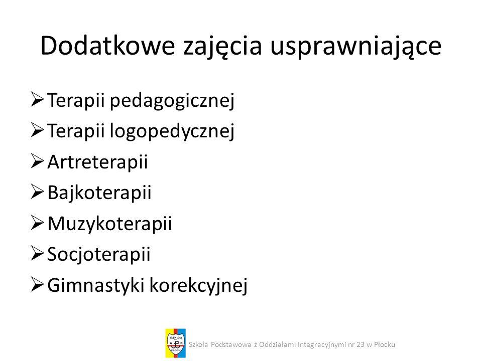 INTEGRACJA W KLASIE Wspólnie czytamy książki Szkoła Podstawowa z Oddziałami Integracyjnymi nr 23 w Płocku