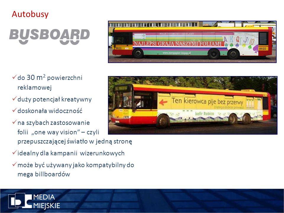 Autobusy miejsce pomysł wymiar ok.